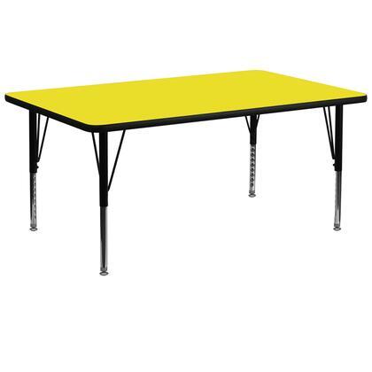 Flash Furniture XUA3072RECYELHPGG