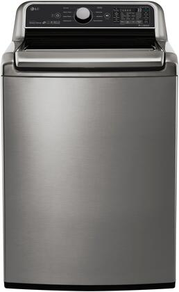 LG WT7300CV 5 0 cu  ft  27 Inch Top Load Washer