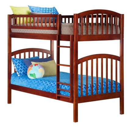 Atlantic Furniture AB64104  Twin Size Bunk Bed