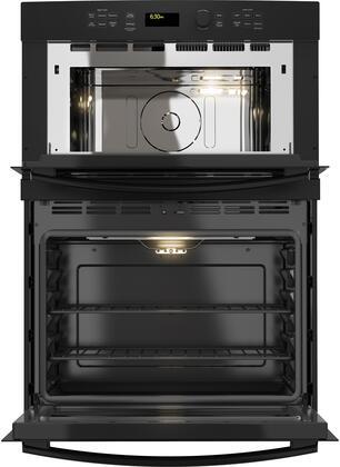 Ge Jk3800dhbb 27 Inch Built In Combination Microwave Oven