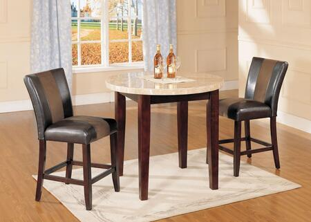 Acme Furniture 17218T2C Britney Bar Table Sets
