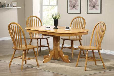 Sunset Trading DLUTCP3660820LO5PC Sunset Selections Dining R