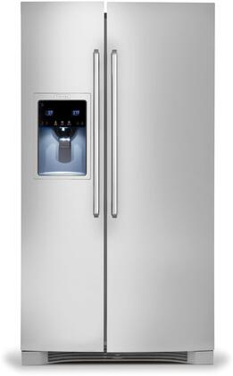 Electrolux EW26SS85KS Freestanding 25.99 cu. ft. Capacity, 9.52 cu. ft.  Side by Side Refrigerator |Appliances Connection