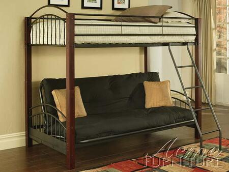 Acme Furniture 12776 Jennifer Series  Twin Size Bunk Bed