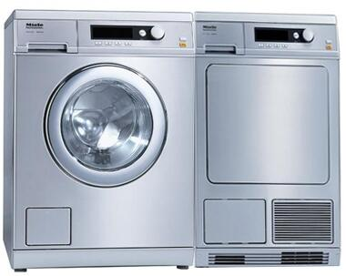 Miele 799635 Washer and Dryer Combos