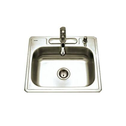 Houzer A252265BS31 Kitchen Sink