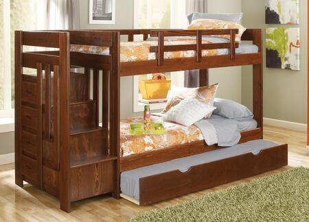 Chelsea Home Furniture 361542TR  Twin Size Bunk Bed