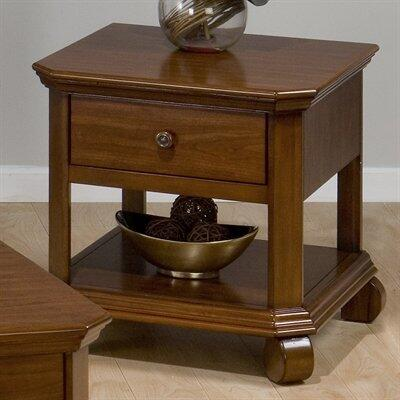 Jofran 0396 Traditional Rectangular End Table
