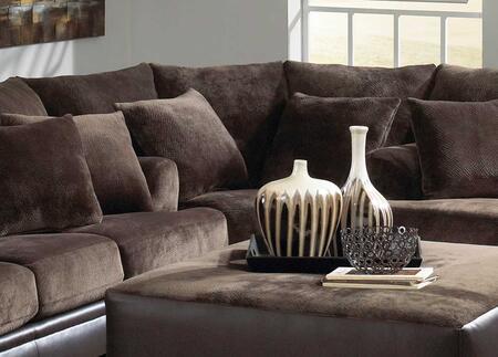 Jackson Furniture 44420609  Stationary Fabric Sofa