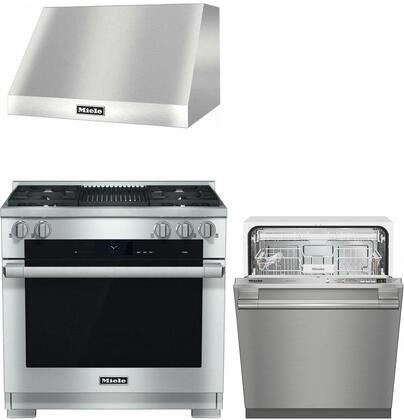 Miele 736745 M-Touch Kitchen Appliance Packages