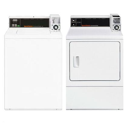 Speed Queen SWNSX2PAIR1 Washer and Dryer Combos