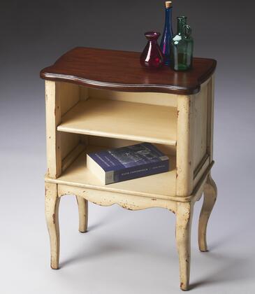 "Butler 2114115 Artists"" Originals Series Traditional Rectangular End Table"