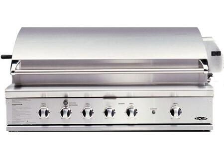 DCS BGB48BQARL Built In Liquid Propane Grill