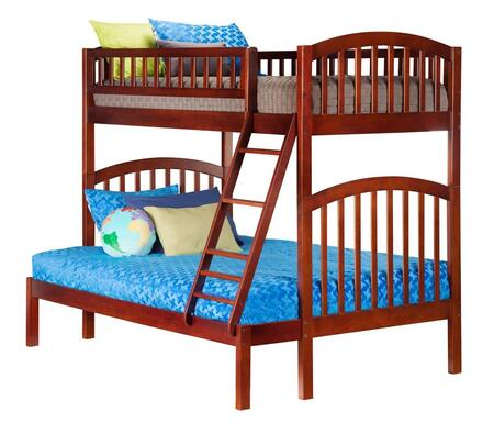 Atlantic Furniture Richland AB6420 Twin Over Full Bunk Bed