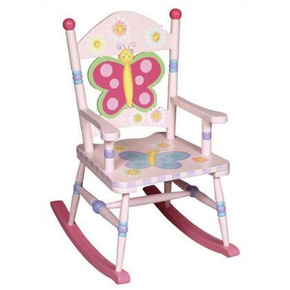 Guidecraft G83361 Butterfly Series  Rocking Chair