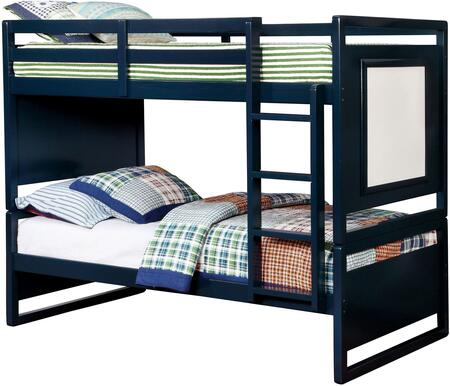 Furniture of America CMBK901BLBED Glendale Series  Twin Size Bed
