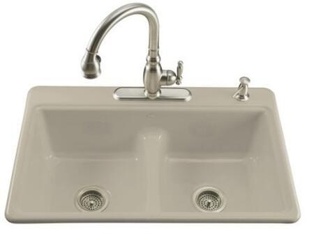Kohler K58382G9 Kitchen Sink