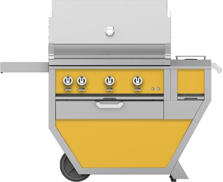 54 in. Deluxe Grill with Worktop   Sol