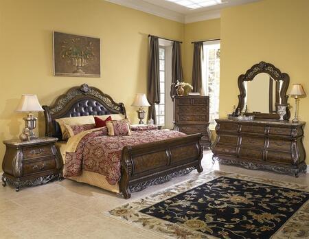 Pulaski 991185676SET Birkhaven King Bedroom Sets