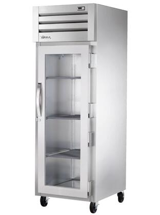 True STA1H Spec Series Reach-In Heated Holding Cabinet with 31 Cu. Ft. Capacity, Low-Velocity Fans, and Swing-Door