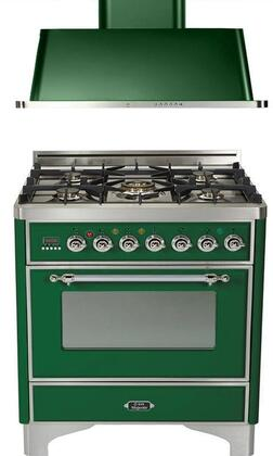 Ilve 719995 Majestic Kitchen Appliance Packages