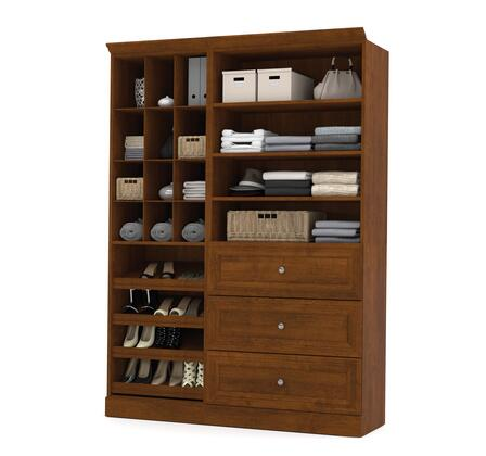 "Bestar Furniture 40851 Versatile by Bestar 61"" Classic kit"
