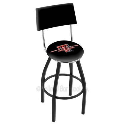 Holland Bar Stool L8B430TXTECH Residential Vinyl Upholstered Bar Stool
