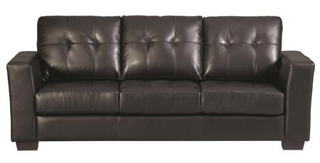 Coaster 503701 Enright Series Stationary Bonded Leather Sofa