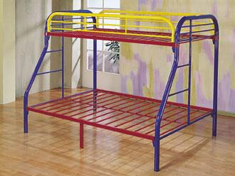Acme Furniture 06345 Thomas Series  Bunk Bed