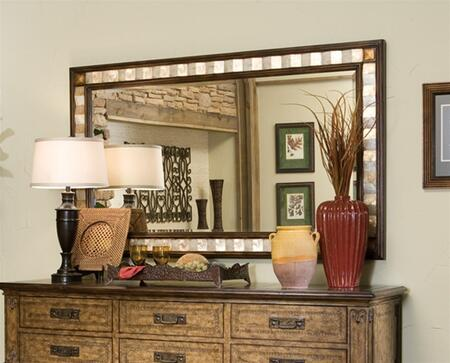 Ambella 07182970042  Rectangular Both Dresser Mirror