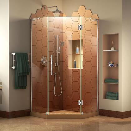 Prism Plus Shower Enclosure RS18 C E