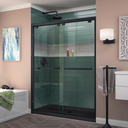 DreamLine Encore Shower Door RS50 09 88B CenterDrain