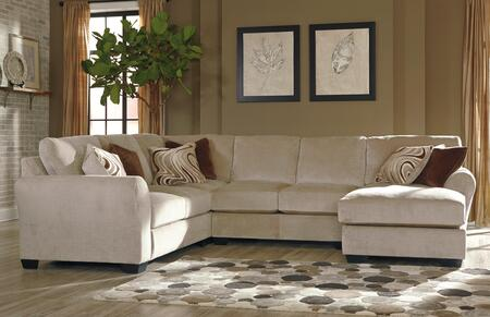 Sectional Sofa with Right Arm Facing Chaise