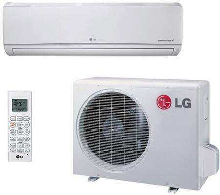 LG LS090HSV4 9000 BTU Single Zone Mini Split System