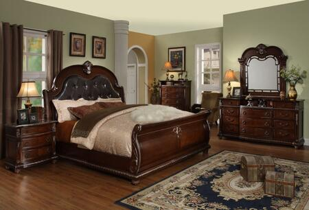 Meridian PALAZZOKSET Palazzo King Bedroom Sets