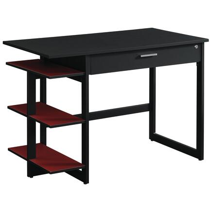 Bello OD8453-45-PB01 Flagler Series Computer  Wood Desk