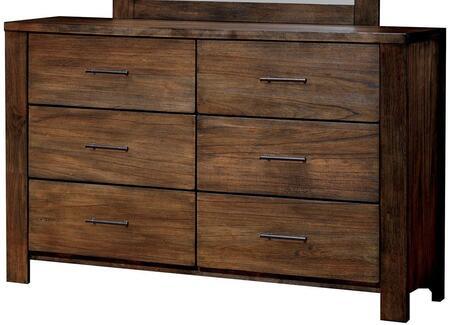 Furniture of America CM7072D Elkton Series  Dresser