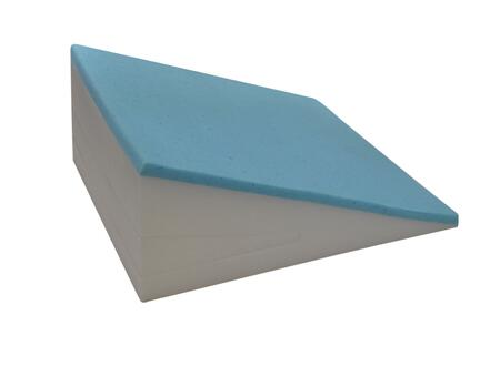 Wedge Pillow   no cover
