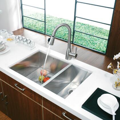 Vigo VG14016 Kitchen Sink