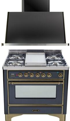 Ilve 720077 Majestic Kitchen Appliance Packages