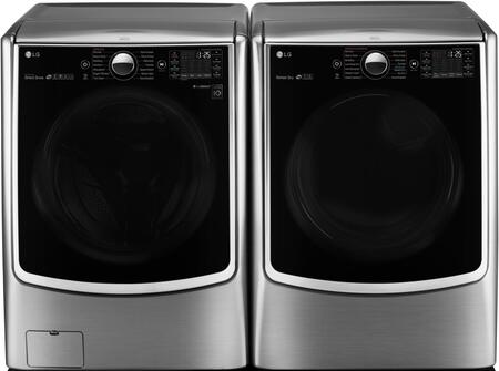 LG 653178 Washer and Dryer Combos