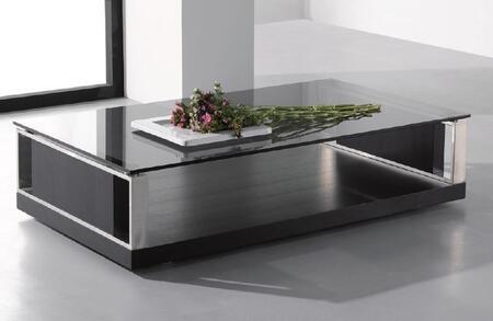 VIG Furniture VGHB862A Black Modern Table