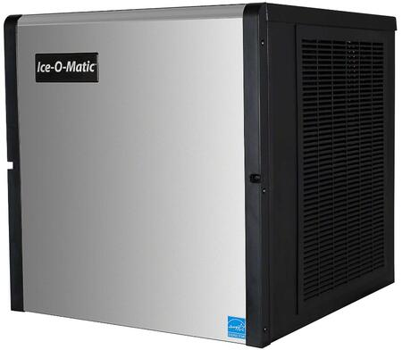 Ice-O-Matic ICE0320 ICE Series Modular  Cube Ice Machine with Condensing Unit, Superior Construction, Cuber Evaporator, Harvest Assist & Filter-Free Air: Stainless Steel Finish