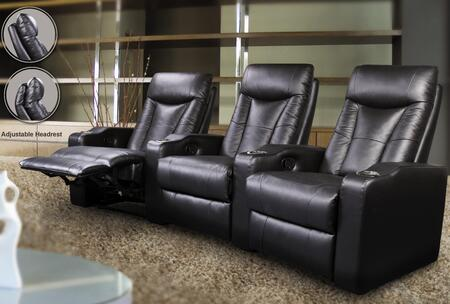Coaster 6001304 Modern Bonded Leather  Recliners