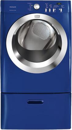 Frigidaire FAQE7077KN Affinity Series Electric Dryer, in Blue