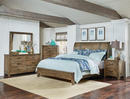 Standard Furniture Nelson 6 Piece King Size Bedroom Set