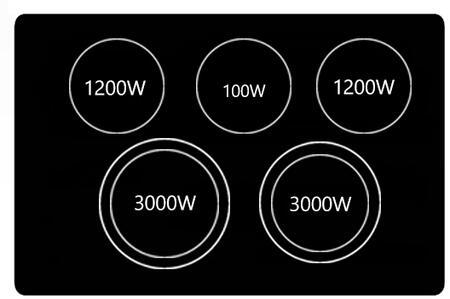Whirlpool WFE550S0HZ 30 Inch Electric Freestanding Range, in