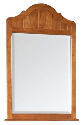 Durham 105181VINM Bayview Series Rectangular Portrait Dresser Mirror