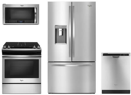 Whirlpool 730349 Kitchen Appliance Packages