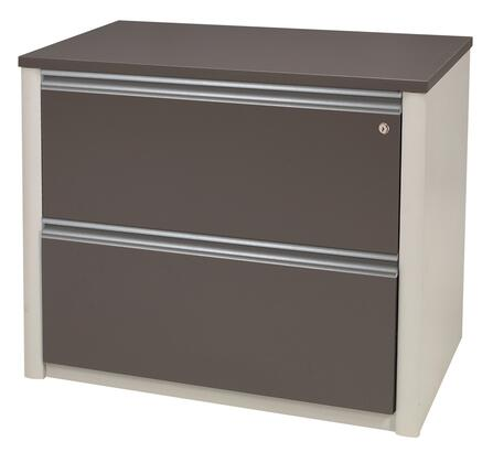 "Bestar Furniture 93636 Connexion 36"" assembled lateral file"